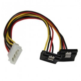 Adaptador cable StarTech.com, Multi, Macho/hembra, 0,3048 m, 4-pin Molex