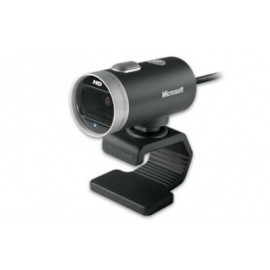 Cámara Web MICROSOFT LifeCam Cinema Webcam, 30 pps, USB, Negro