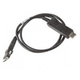 Cable cargador INTERMEC 236-297-001, Negro, USB A