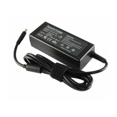 Adaptador de Corriente Battery First, Negro, Adaptador de corriente, HP