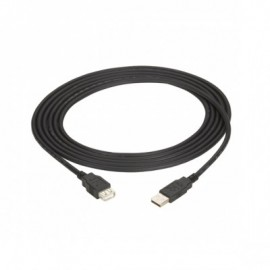 Cable de Interfaz USB HONEYWELL Terminal 99GX, 1,8 m, Macho/Macho, Negro