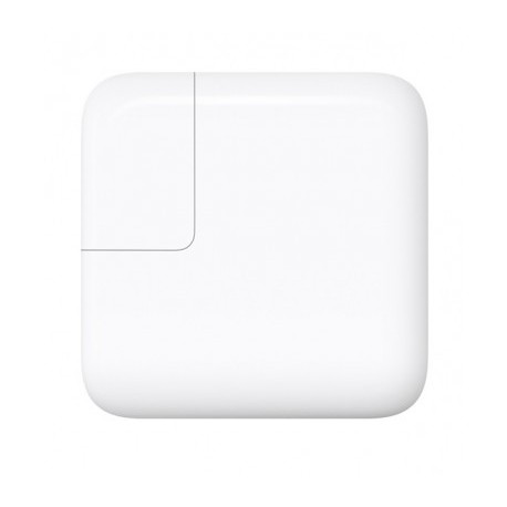 Adaptador de Corriente USB-C APPLE MJ262LZ/A, Color blanco, Apple, Adaptadores