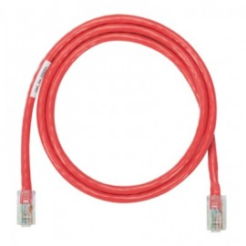 Cable de Parcheo PANDUIT NK5EPC10RDY, Rojo
