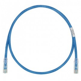 Cable de Parcheo PANDUIT UTPSP10BUY, RJ-45, RJ-45, Azul