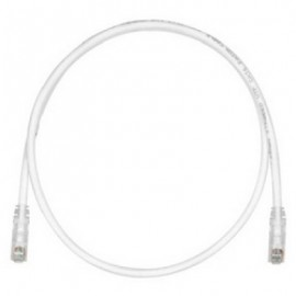 Cable de Parcheo PANDUIT UTPSP5GYY, 1,5 m, RJ-45, RJ-45, Color blanco