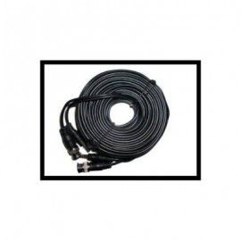 Cable de Video y Energía Dahua Technology VB-PT-HD , Negro, 20 m