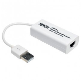 Adaptador de red TRIPP-LITE U236-000-GBW, Color blanco