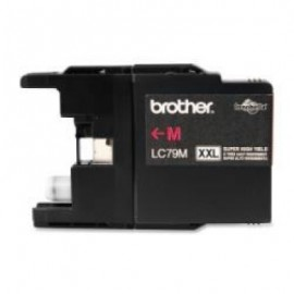 Cartucho BROTHER LC79M, Magenta, Brother