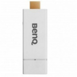 Adaptador inalámbrico BENQ QP01, Color blanco