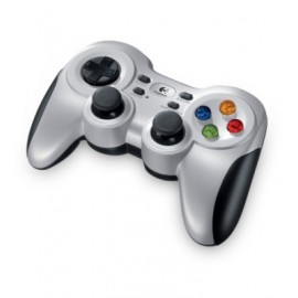 Control LOGITECH F710 WIRELESS, Gris, Gamepad, Inalámbrico