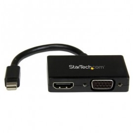Adaptador Mini DP de Audio/Video HDMI o VGA StarTech.com , Mini DisplayPort, Negro