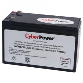 CyberPower RB1290, 0 - 45 °C, 0 - 90%, Negro
