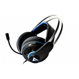 Diadema GAME FACTOR HSG-600, PC/Juegos, Negro