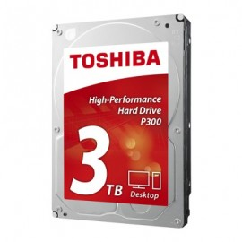 "Disco duro interno TOSHIBA HDWD130XZSTA, 3000 GB, Serial ATA III, 7200 RPM, 3.5"", PC"