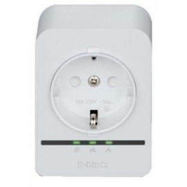 Adaptador powerline D-LINK, Color blanco, 500 Mbit/s