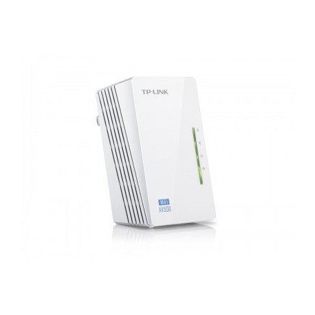 Adaptador Powerline TP-LINK TL-WPA4220, Color blanco, 500 Mbit/s