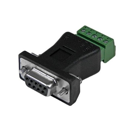 Adaptador serial StarTech.com, RS-422, RS-485, DB9