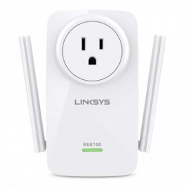 Expansor de rango LINKSYS, 1, Color blanco