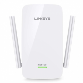 Extensor de alcance LINKSYS , 2, Color blanco